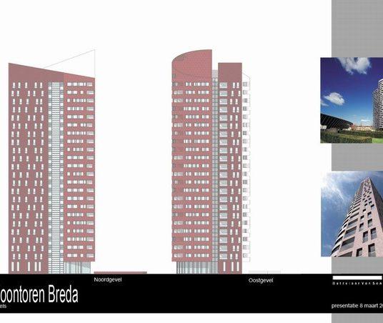 Woontoren Breda